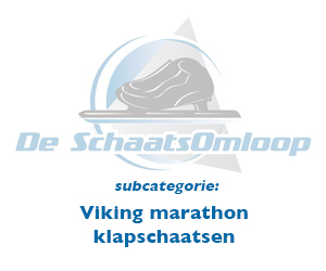 Viking marathon klapschaatsen