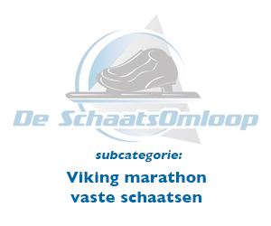 Viking marathon vaste (Inclusief Gold) schaatsen